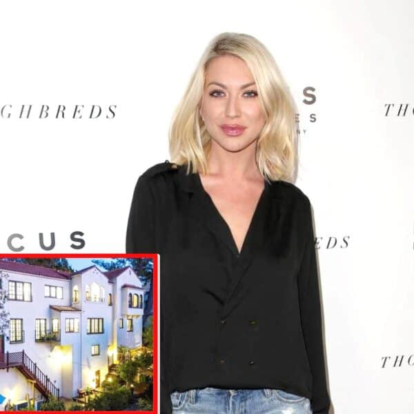 "PHOTOS: Stassi Schroeder Takes Fans Inside Hollywood Hills Home After Renovation as Ex Vanderpump Rules Star Admits It Looks ""Haunted"""