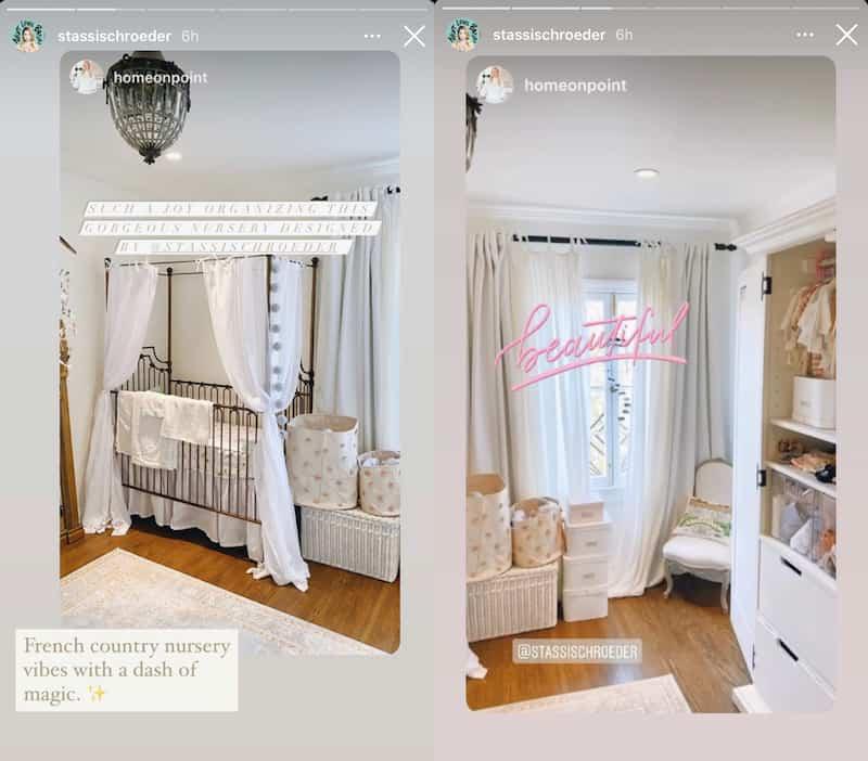 Vanderpump Rules Stassi Schroeder's Daughter's Completed Nursery