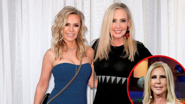 """RHOC's Shannon Beador Finally Opens Up About Feud With Tamra Judge, Slams Her for Lying About Falling Out and Has """"No Desire"""" to Speak to Her or Vicki, Talks Rift With Braunwyn"""