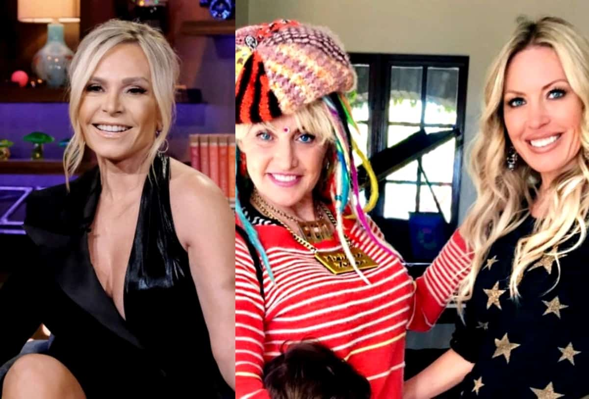 "RHOC Alum Tamra Judge Leaks Message From Braunwyn's Mom Dr. Deb, Says There's a ""Good Chance"" She'll Return for Season 16, and Reacts to Emily Simpson's Shade, Plus Talks Shannon Beador's Comments and Simon Barney's Cancer"