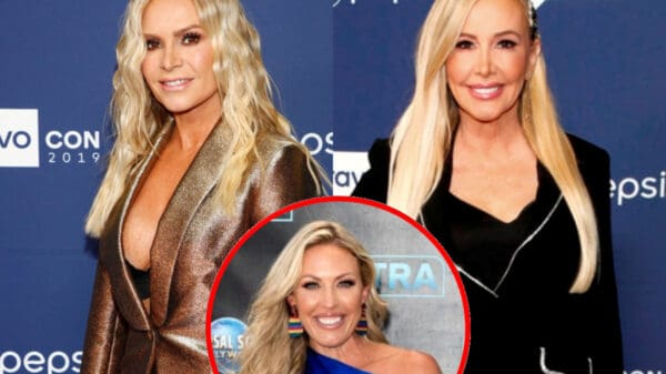 "Tamra Judge Slams Shannon Beador for Being a ""Diva"" on RHOC Set, Claims She ""Yells"" and ""Screams"" at Producers, Talks Braunwyn's Excessive Drinking Off-Camera Last Season"