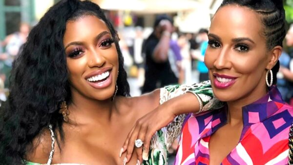 RHOA Star Tanya Sam Denies Stripper Hookup as Male Dancer Shares His Side of Story, Plus is Tanya Considering Legal Action Against Bravo Over Storyline?