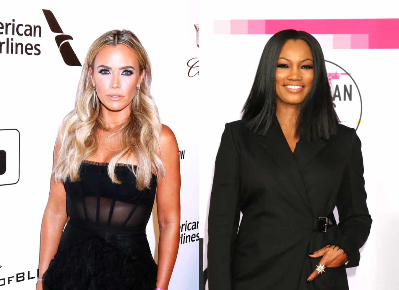 "RHOBH Star Teddi Mellencamp Calls Garcelle Beauvais ""Bitter"" For Shading Her Exit, Insists Bringing Up Denise's Alleged Affair on Camera Was Right Thing to Do and Talks Being ""Hurt"" by Firing"