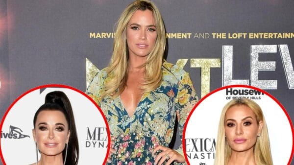 "RHOBH Alum Teddi Mellencamp Confirms She Recommended the ""Beautiful and Smart"" Crystal Kung Minkoff, Shares Where She Stands With Dorit Kemsley, and Responds to a Potential Spinoff With Kyle Richards, Plus Explains How She Knows Stassi Schroeder"
