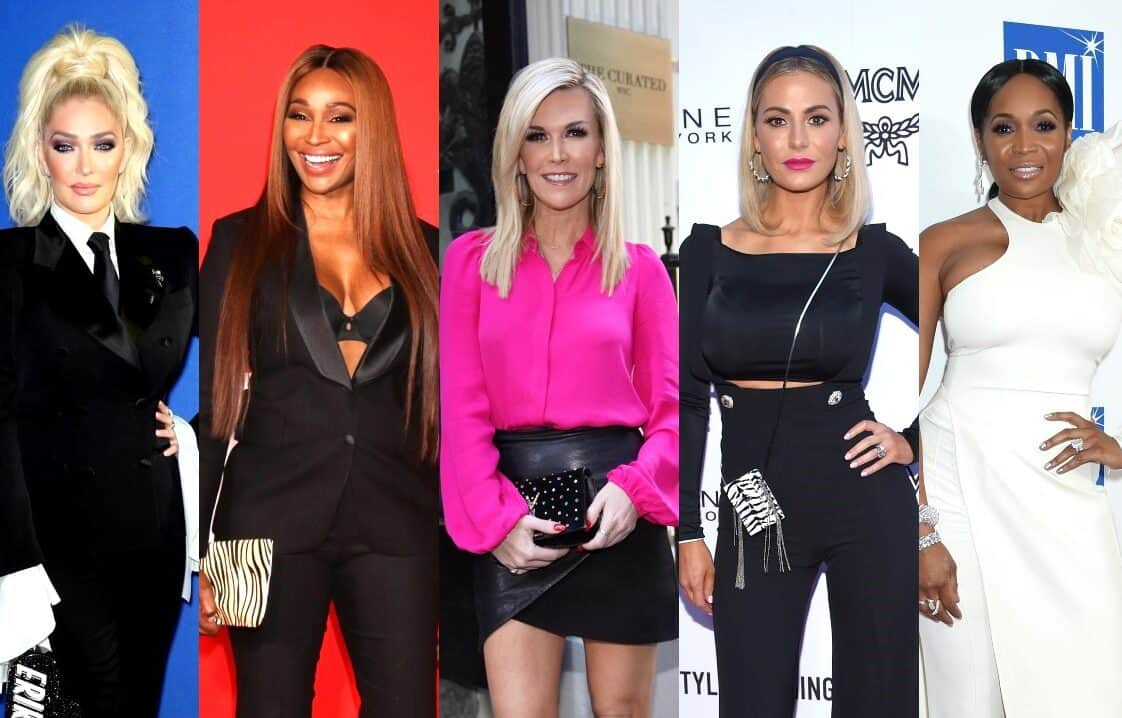 PHOTOS: Check Out the Top 11 Best Dressed Real Housewives! Who's the Most Stylish of Them All? Take Our Poll!