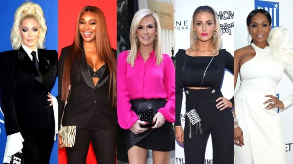 PHOTOS: Check Out the Top 11 Best Dressed Real Housewives! Who's the Most Stylish of Them All? Take Our Poll