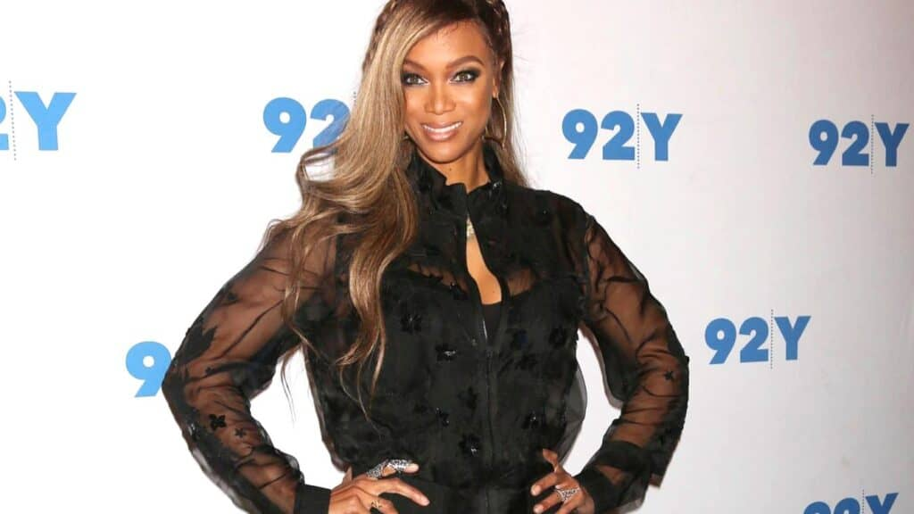 "Tyra Banks Shuts Down Reports She Doesn't Want Real Housewives on DWTS, Saying It's ""100% Untrue"""