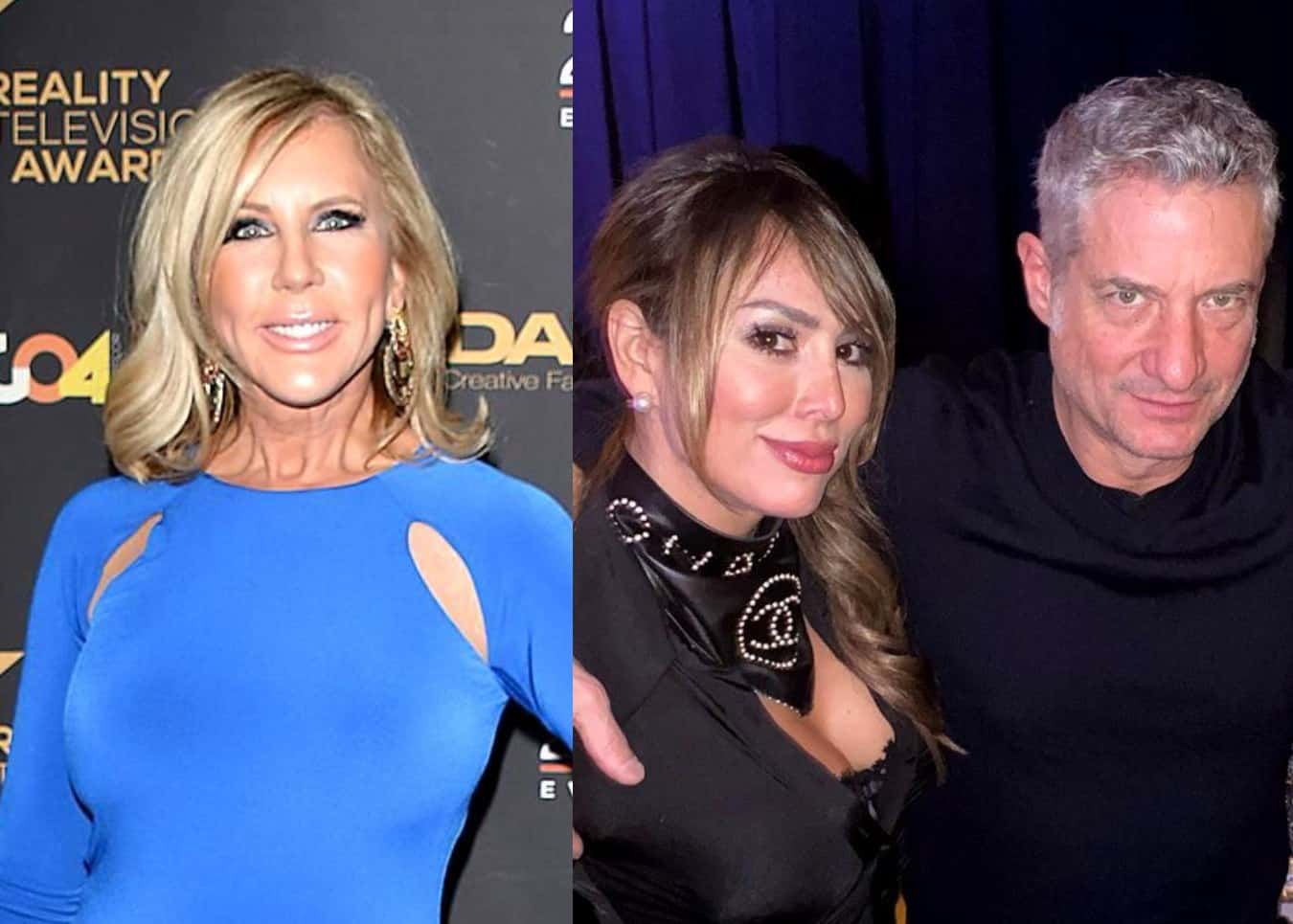"RHOC's Vicki Gunvalson Suggests Kelly Dodd's Marriage Won't Last and Slams as a ""Gold-Digging Harlot,"" Claims Shannon Tried to Have Kelly Fired and Jokes That Rick Should Call Her in ""Five Years"" Like Jim Edmonds"