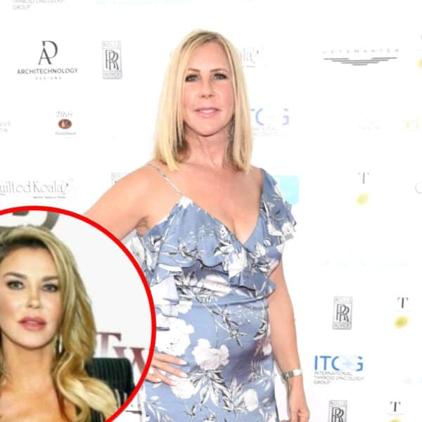 "EXCLUSIVE: Ex-RHOC Star Vicki Gunvalson Responds After Brandi Glanville Accuses Her of Labeling Andy Cohen an ""Ageist,"" Reveals Daughter Briana Culberson's Due Date, and Shares Plans for New Lake House"