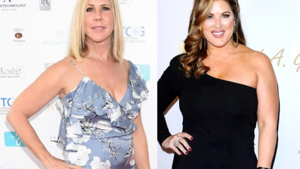 """Vicki Gunvalson Slams Emily Simpson as """"One of the Worst Casting Decisions"""" by RHOC Producers, Plus She Shuts Down Accusations From Emily and Kelly Dodd that She and Tamra Gaslit Shannon Beador Into Hating Kelly"""