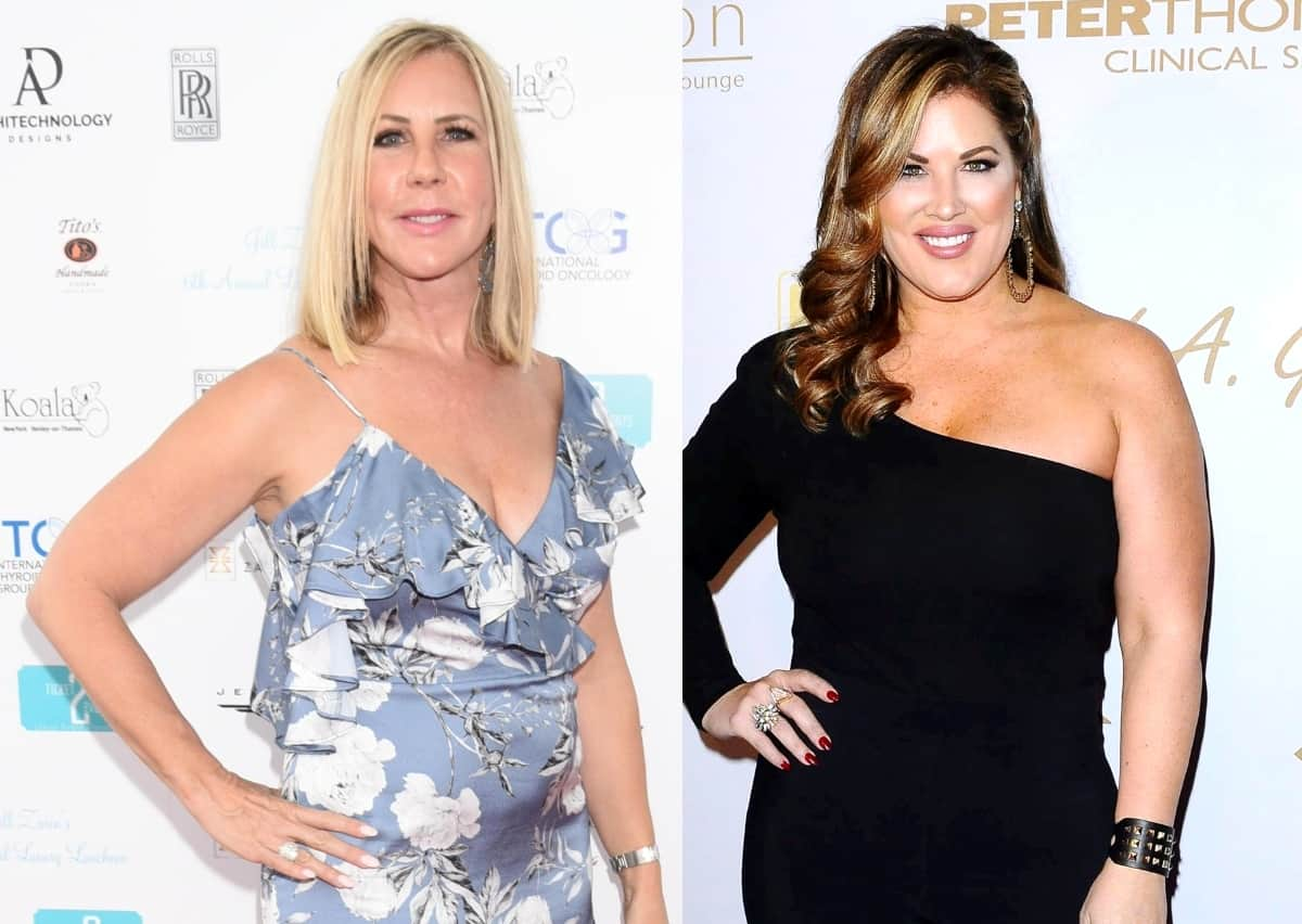 "Vicki Gunvalson Slams Emily Simpson as ""One of Worst Casting Decisions"" by RHOC Producers, Shuts Down Accusations From Emily and Kelly that She Gaslit Shannon Into Hating Kelly"