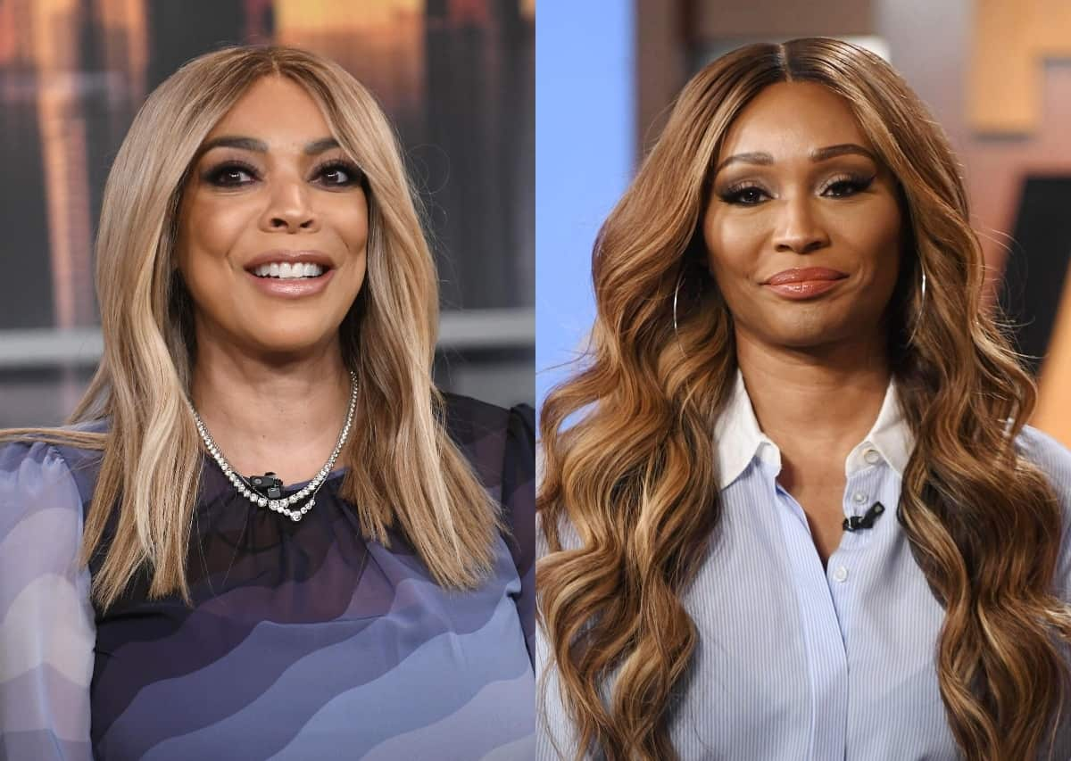 """Wendy Williams Calls Cynthia Bailey """"Selfish"""" For Extravagant Wedding, Plus How Nene Leakes """"Reached Out"""" to Cynthia Before Ceremony: 'She's Very Happy For Her'"""