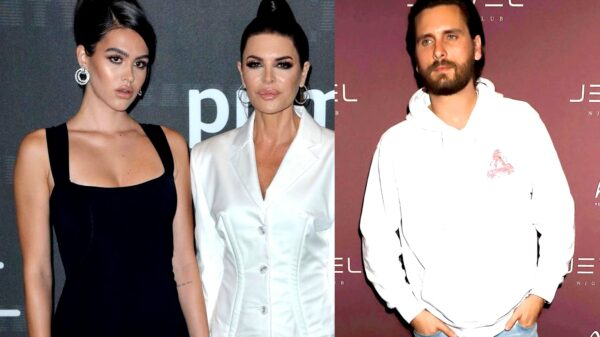 "REPORT: Lisa Rinna is ""Worried"" About Daughter Amelia Hamlin's New Romance With Scott Disick, Why RHOBH Star Fears He Could Negatively Impact Her ""Mental Health Issues"""