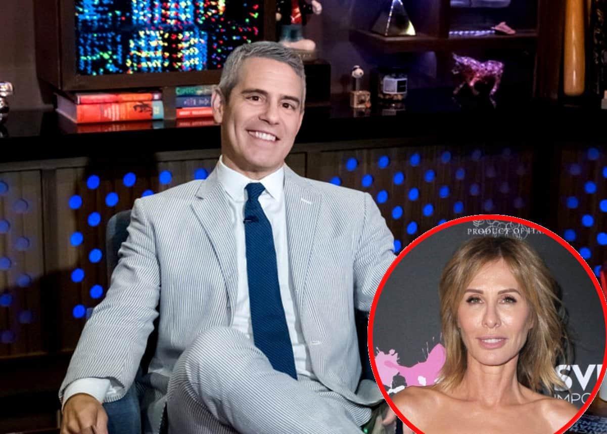 Andy Cohen Shares What He Wishes Housewives Wouldn't Do, Praises Carole Radziwill and Talks New Season of RHONY