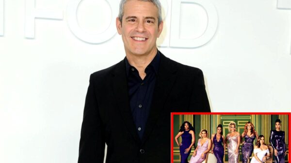Andy Cohen Discusses Plans for RHOP Reunion and Reveals If the Show Will Get a Cast Shakeup Ahead of Season Six, Plus Explains Why It Was Important to Show Monique Samuels and Candiace Dillard's Fight Was Seen and Talks RHONJ and RHOD Casts