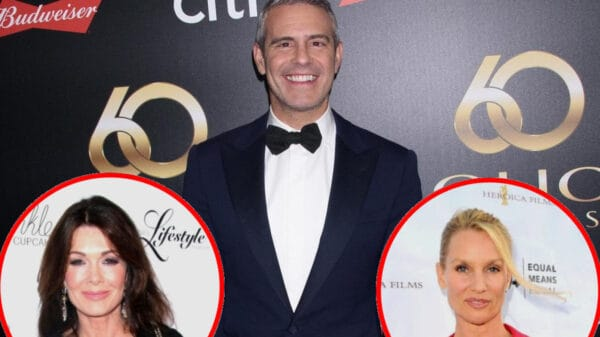 Andy Cohen Explains Why the RHOBH Cast Was Resentful Towards Lisa Vanderpump, Reacts to Lisa Rinna's Angry Feud With Denise Richards, and Shares Why Fans Will Likely Never See Nicolette Sheridan on the Show, Plus Talks Ultimatums From Cast Members