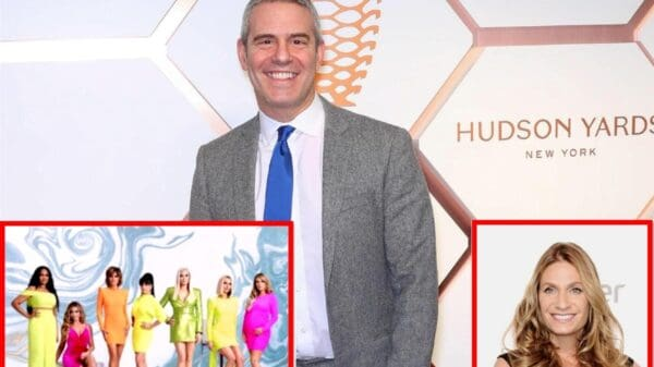 "Andy Cohen Talks Being ""Really Upset"" After Last RHOBH Reunion and Confirms Heather Thomson's RHONY Return, Plus Does He Have Plans to Expanding Real Housewives Franchise?"