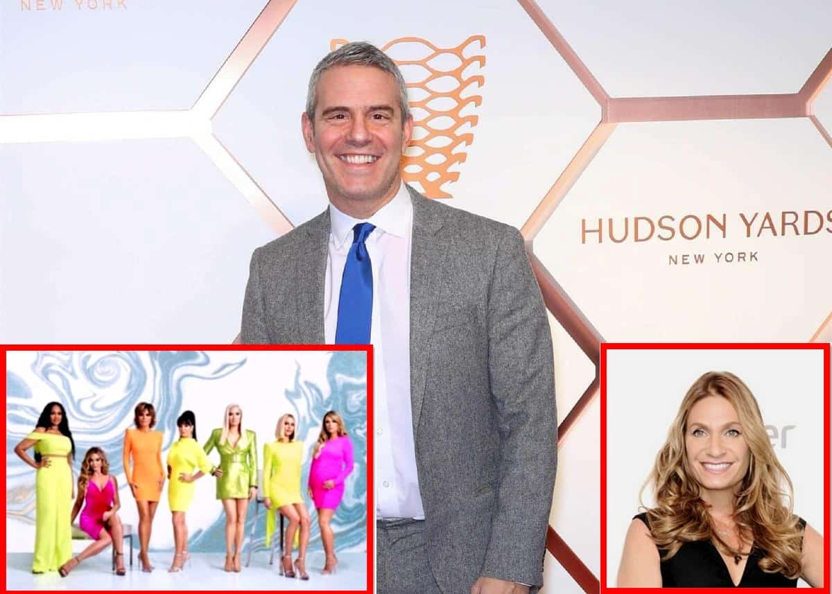 "Andy Cohen Talks Being ""Really Upset"" After Last RHOBH Reunion and Confirms Heather Thomson's RHONY Return, Plus Does He Have Plans to Expand Real Housewives Franchise?"