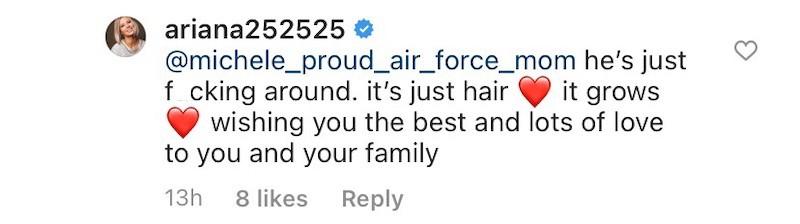 Vanderpump Rules Ariana Madix Defends Tom Sandoval's Hair Change