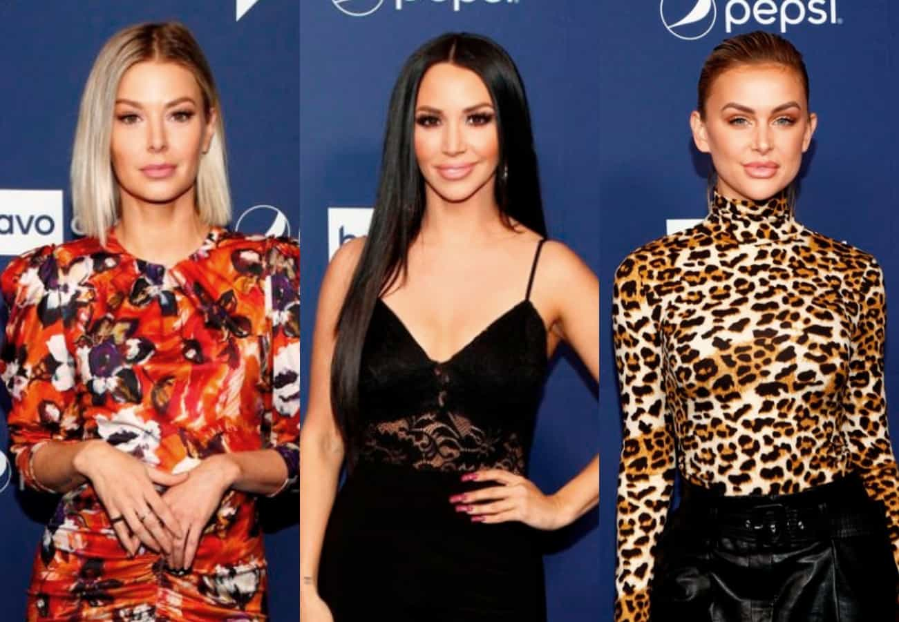 Vanderpump Rules' Ariana Madix Sides With Scheana Shay Amid Lala Kent Feud, Reacts to Gender Reveal Snubs, and Suggests Stassi and Kristen Could Return, Plus Talks New Cast Members
