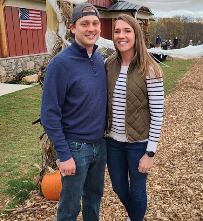 Married at First Sight Austin Herd and Jessica Studer
