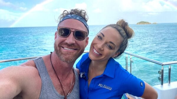 "Below Deck's Elizabeth Frankini Sticks Up For Obnoxious Charter Guest Charley Walters, Admits Trip Was ""Crazy"" and ""Overwhelming,"" Plus Live Viewing Thread!"