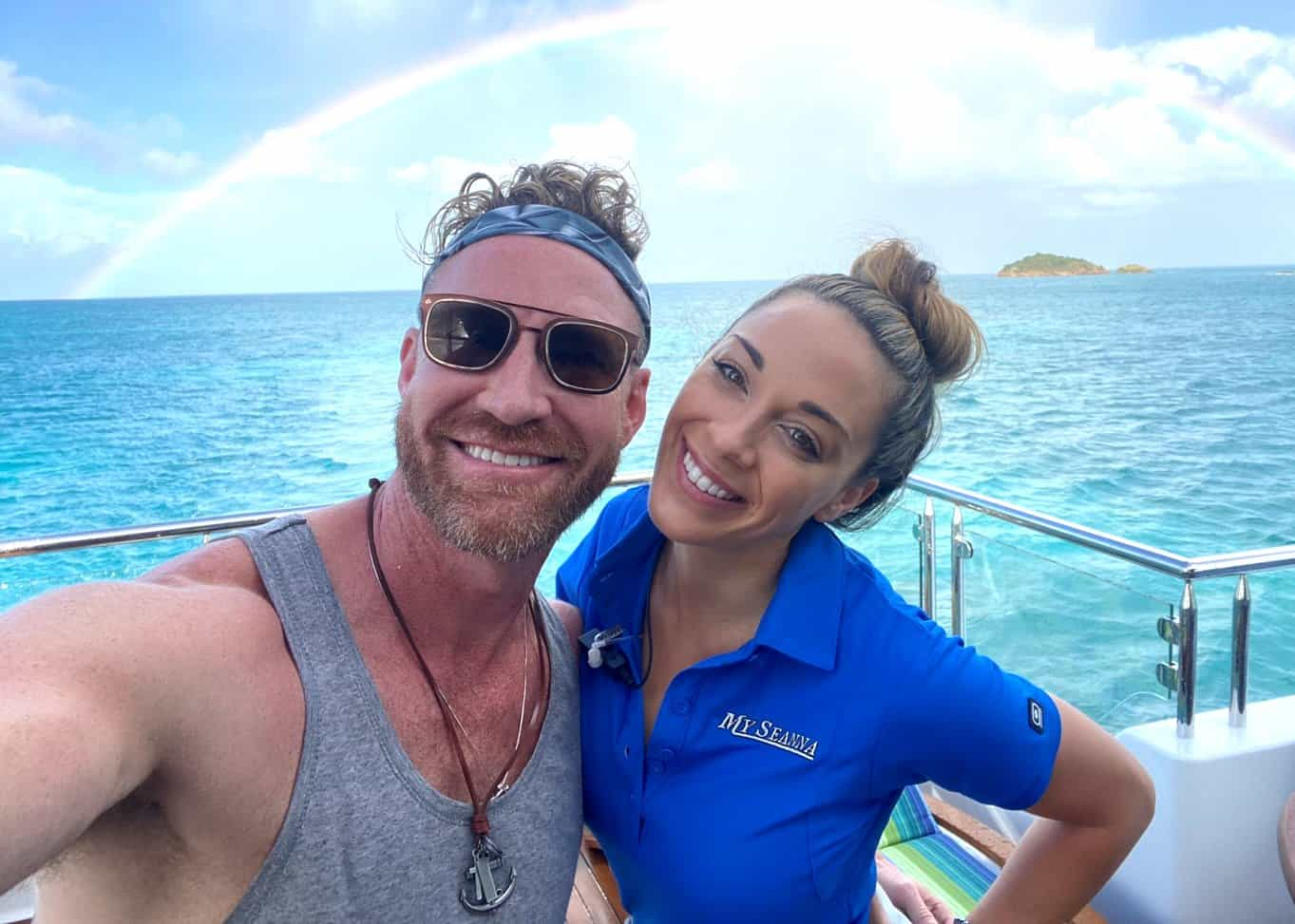 """Below Deck's Elizabeth Frankini Sticks Up For Obnoxious Charter Guest Charley Walters, Admits Trip Was """"Crazy"""" and """"Overwhelming,"""" Plus Live Viewing Thread!"""