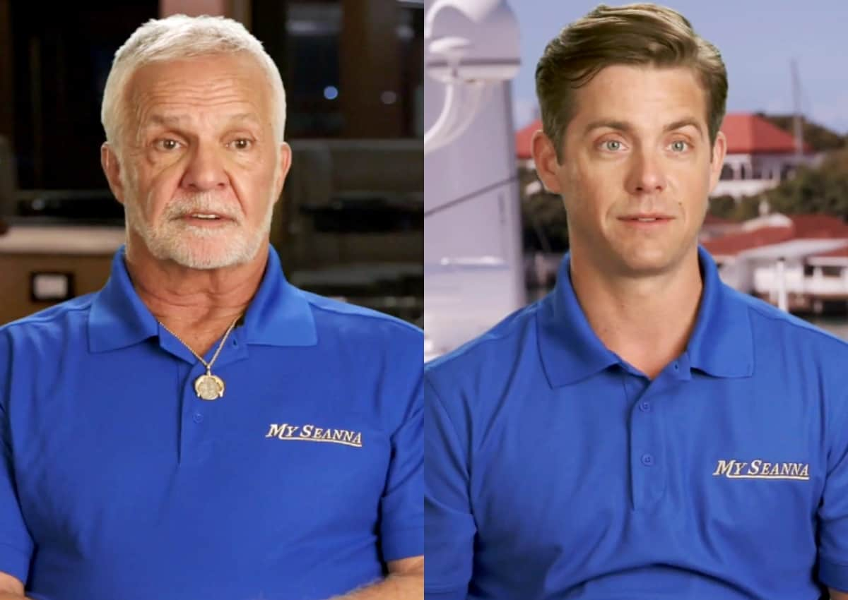 Below Deck Premiere Recap: Captain Lee Pays a Trip to the Hospital; Eddie is Back; Plus, a New Crew Means New Problems