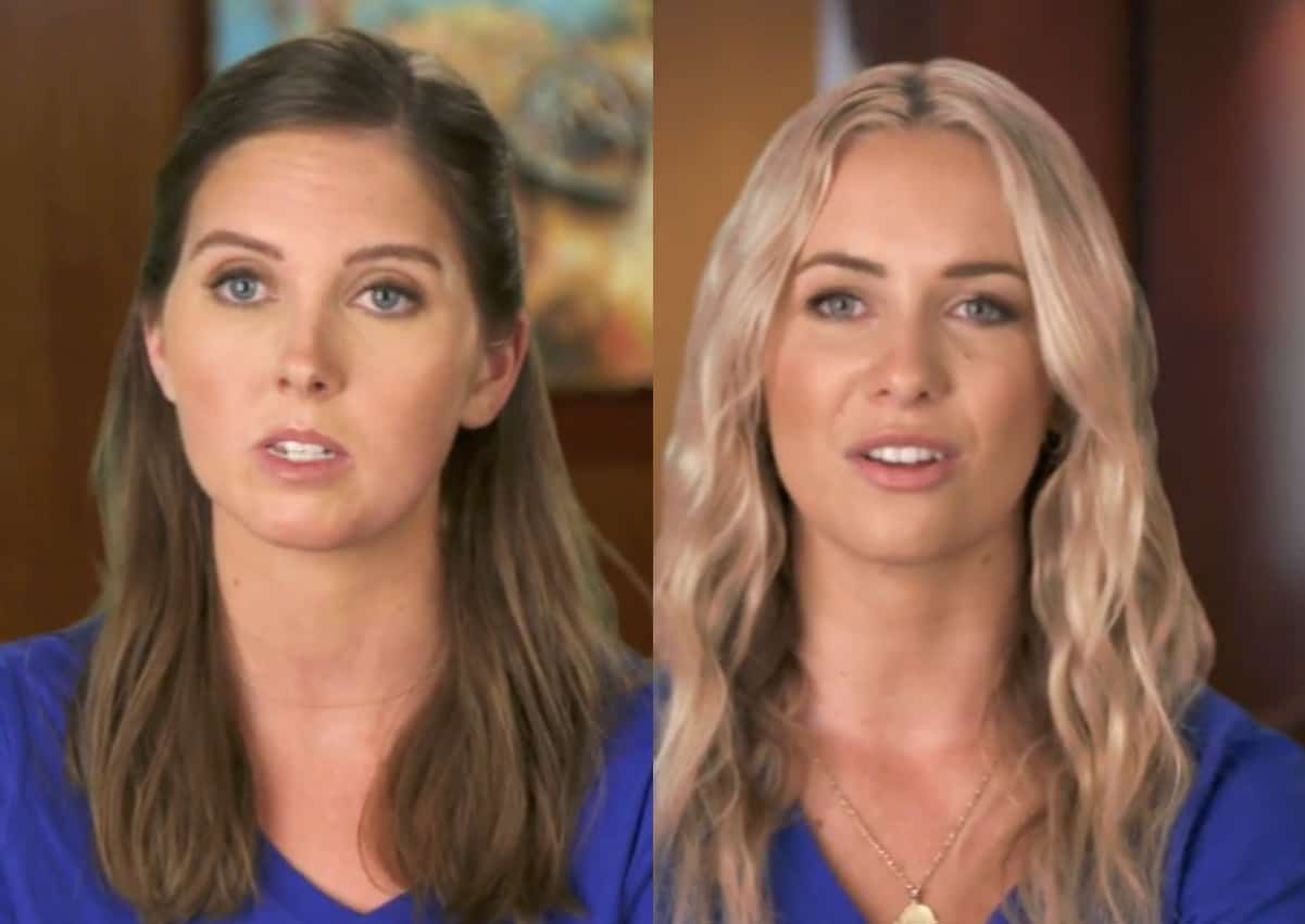 Below Deck Recap: James Thinks This is a Holiday, Izzy Gets Bumped to Deck Crew, and We Meet the New Stew: Ashling