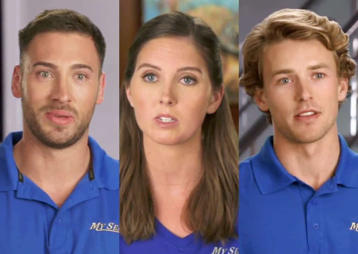 Below Deck Recap: James Questions his Job While Izzy Gets Praised for her Job; Plus Will Shane Make it Through All of the Charters?