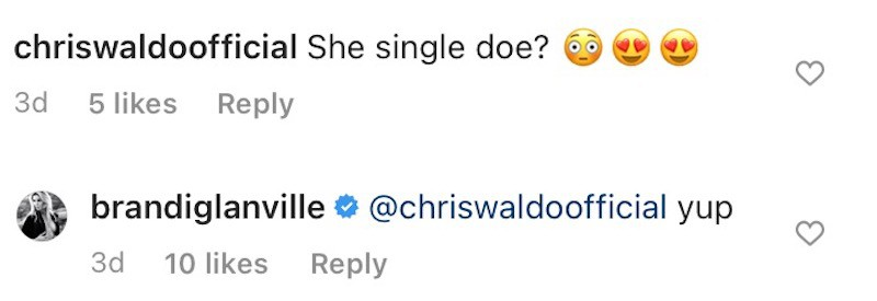 RHOBH Brandi Glanville Says Kim Richards is Currently Single