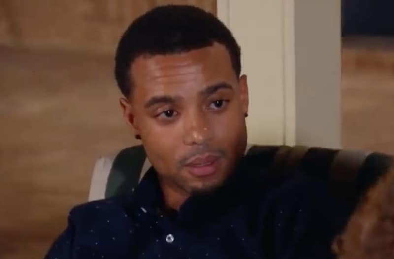 Married at First Sight Brandon Reid