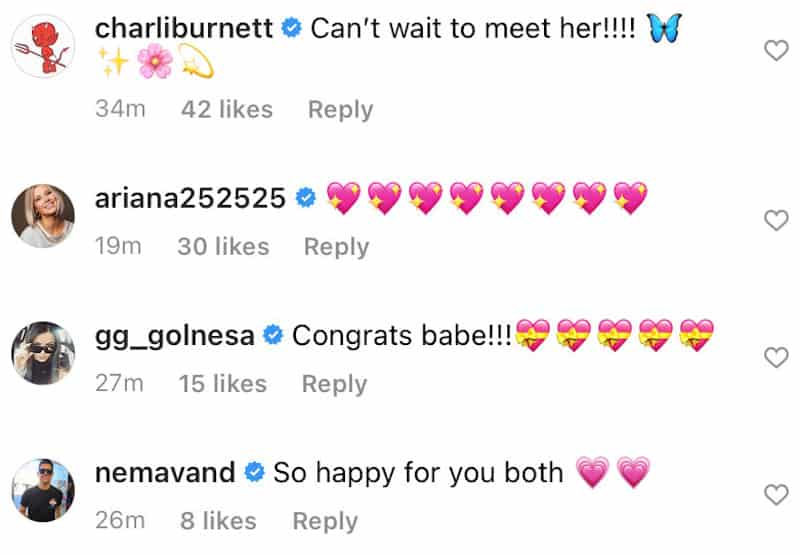 Bravolebrities React to Scheana Shay's Baby Girl News