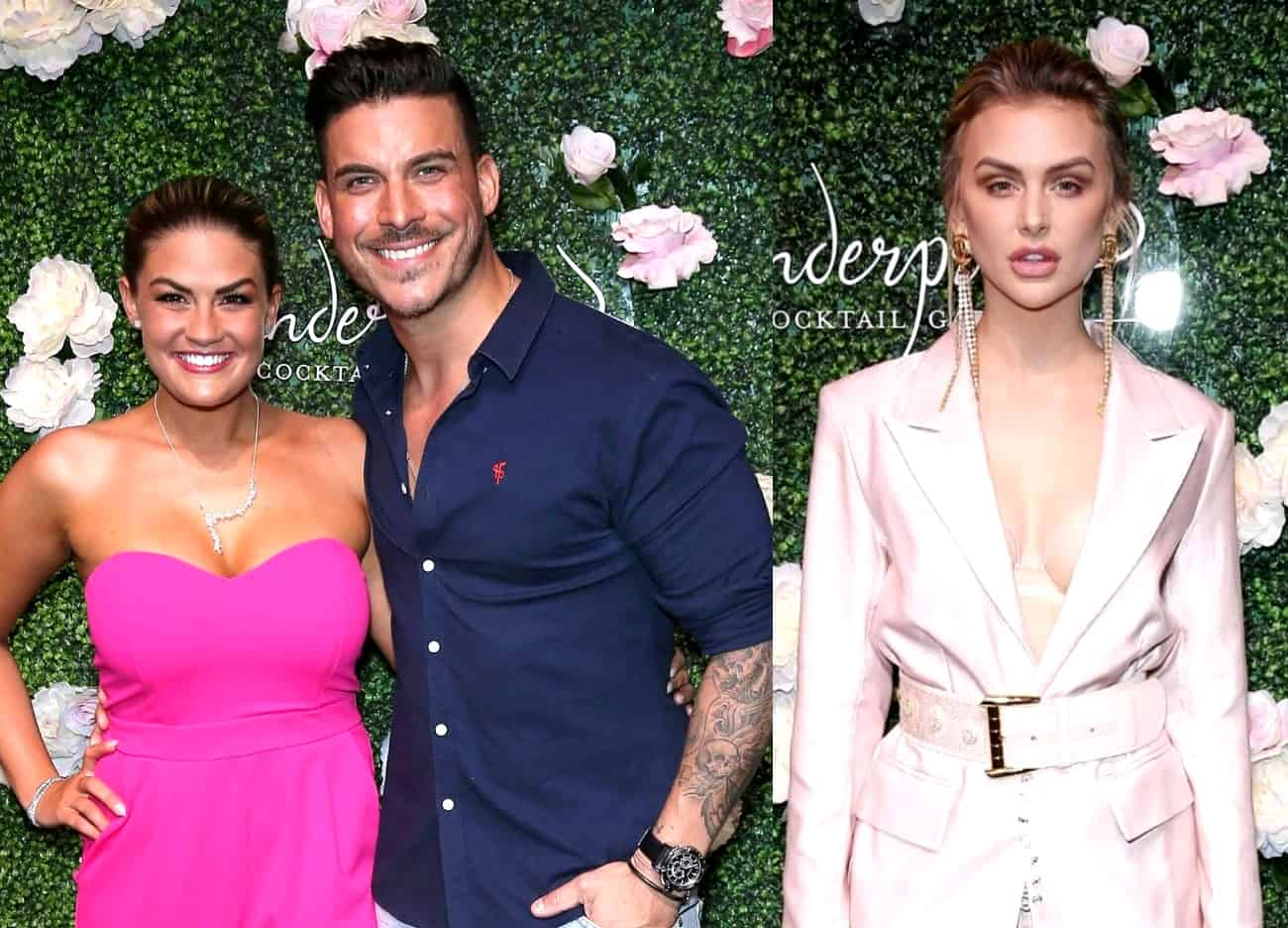 Jax Taylor Denies Lala Kent's Claim of Struggling to Conceive With Wife Brittany Cartwright, Discusses How Long They Tried and the Type of Dad He Hopes to Be