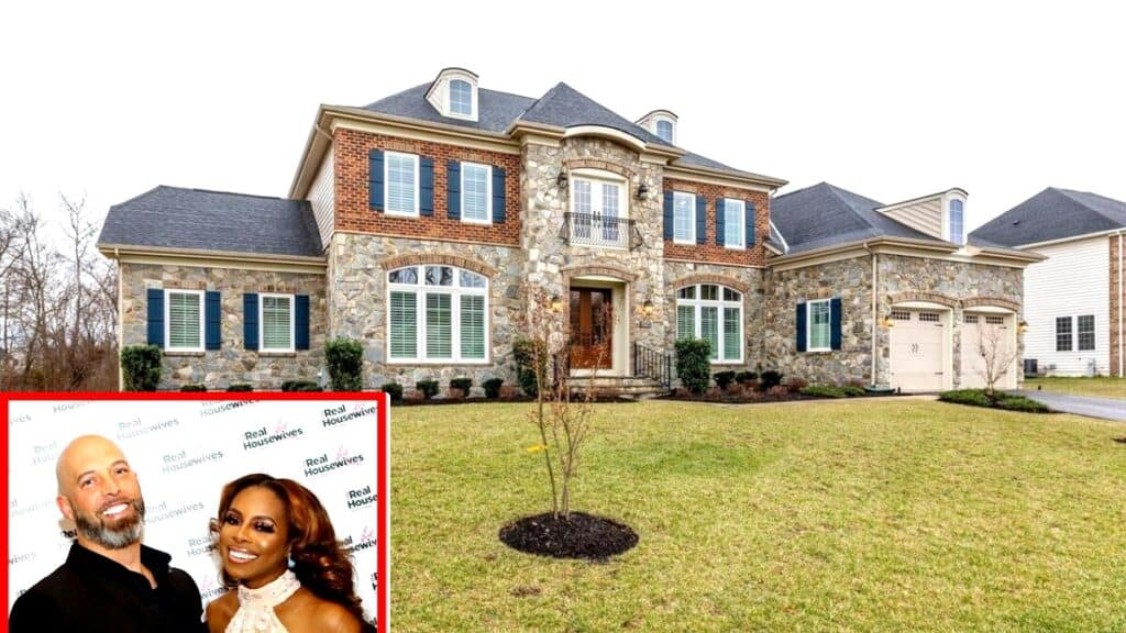 PHOTOS: Inside RHOP Star Candiace Dillard-Bassett's Newly Purchased $1 Million Dollar House! See Photos of Candiace and Husband Chris Bassett's Cozy, Yet Stylish Gated Community Home