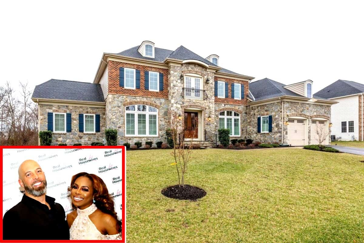 PHOTOS: RHOP Star Candiace Dillard Buys $1 Million Dollar Home, See Photos of Inside Candiace and Husband Chris Bassett's Cozy, Yet Stylish House