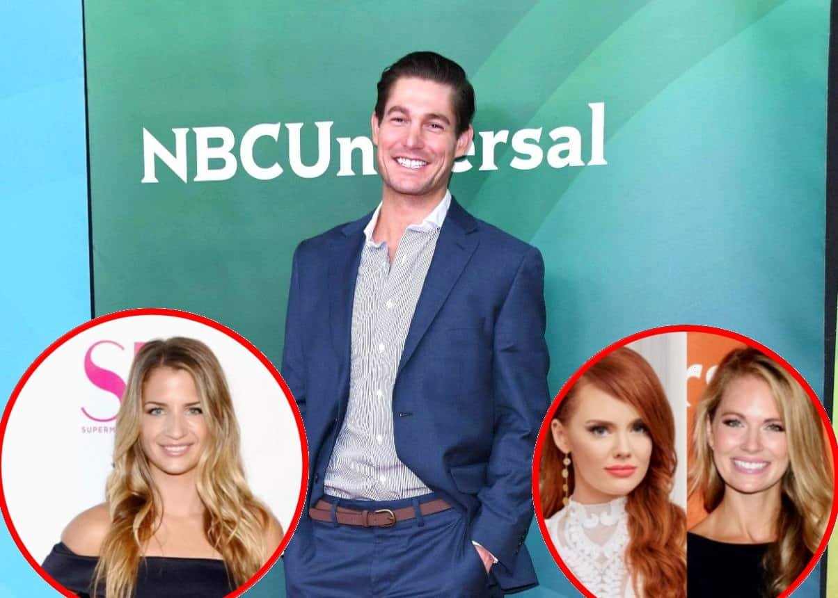 Southern Charm's Craig Conover Talks Recent Run-in With Ex Naomie Olindo, Plus He Reacts to Kathryn's Drama With Cameran