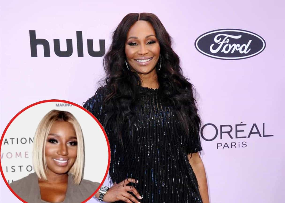 Cynthia Bailey Addresses Her Wild Bachelorette Party Drama, Nene Leakes' Absence From Her Wedding and Dishes on RHOA Season 13