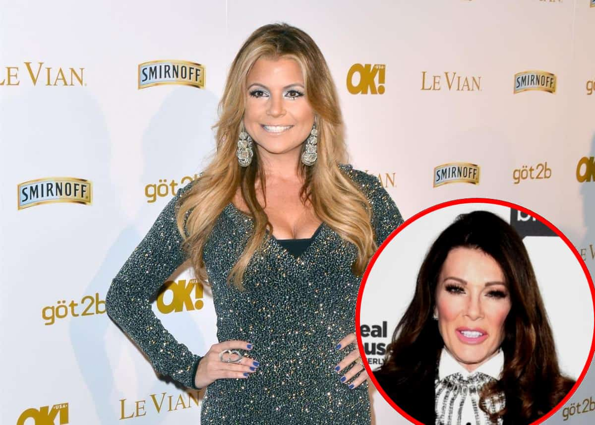"Dana Wilkey Claims Lisa Vanderpump Called Her ""Chubby"" and Reveals RHOBH Casting Secrets, Plus She Shares Thoughts on Sutton's Friend Role"