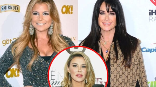 """Dana Wilkey Slams Kyle Richards For Showing Off $130K Birkin Bag, Plus RHOBH Alum Claims Brandi Glanville Lacks """"Depth"""" and """"Intellect,"""" Tries to """"Exploit Your Weaknesses"""""""