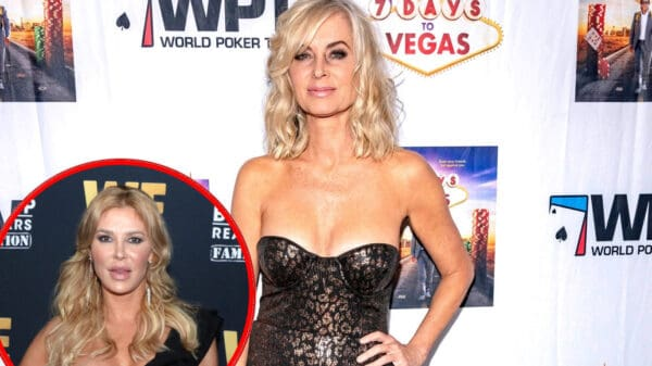 Eileen Davidson Reveals Worst Part of Doing RHOBH, Says Brandi Glanville Nearly Made Her Quit and Admits She Wasn't Right for Show, Looks Back on Moment She Knew Her Role Had Come to an End