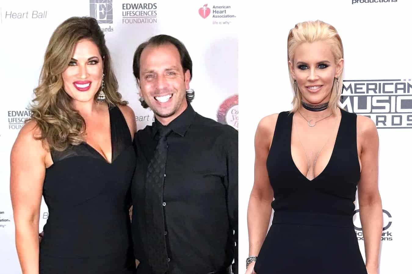 "RHOC's Shane Simpson Reacts to Jenny McCarthy's ""Loser"" Diss as Emily Simpson Shares Her Top Weight Loss Secret and Responds to ""S**t-Stirrer"" Accusations"