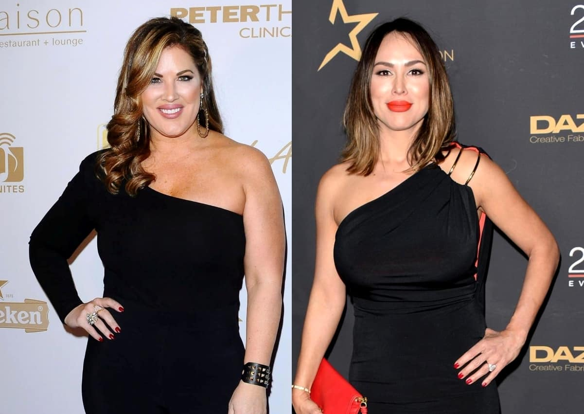 RHOC's Emily Simpson Explains Why She Didn't Attend Kelly Dodd's Wedding and Blasts Braunwyn for Pretending to Be Busy, Says Sean Burke Was Wrong for Getting Involved in Gina Feud