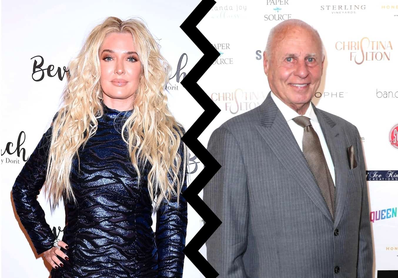 RHOBH's Erika Jayne Asks For Spousal Support From Ex Thomas Girardi in Divorce, Moves Out of $7 Million Marital Home and Into $7,000 Per Month Condo
