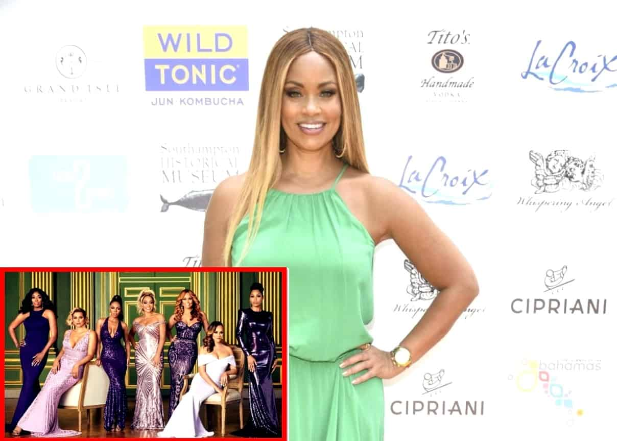 "Gizelle Bryant Shares How She ""Lost it"" at the RHOP Season 5 Reunion: ""It Didn't Go Well For Me,"" Plus How Andy Cohen Was ""Amazed"" at the Drama and Details of the Cast Seating Chart"