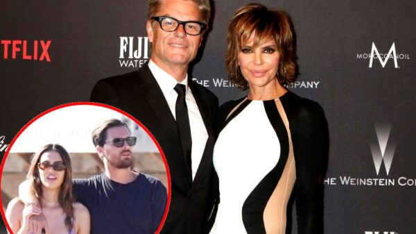 "Lisa Rinna and Harry Hamlin Not Fans of Amelia's Relationship With Scott Disick, RHOBH Stars Are ""Sad"" About Daughter's Split From Ex-Boyfriend Mercer Wiederhorn"