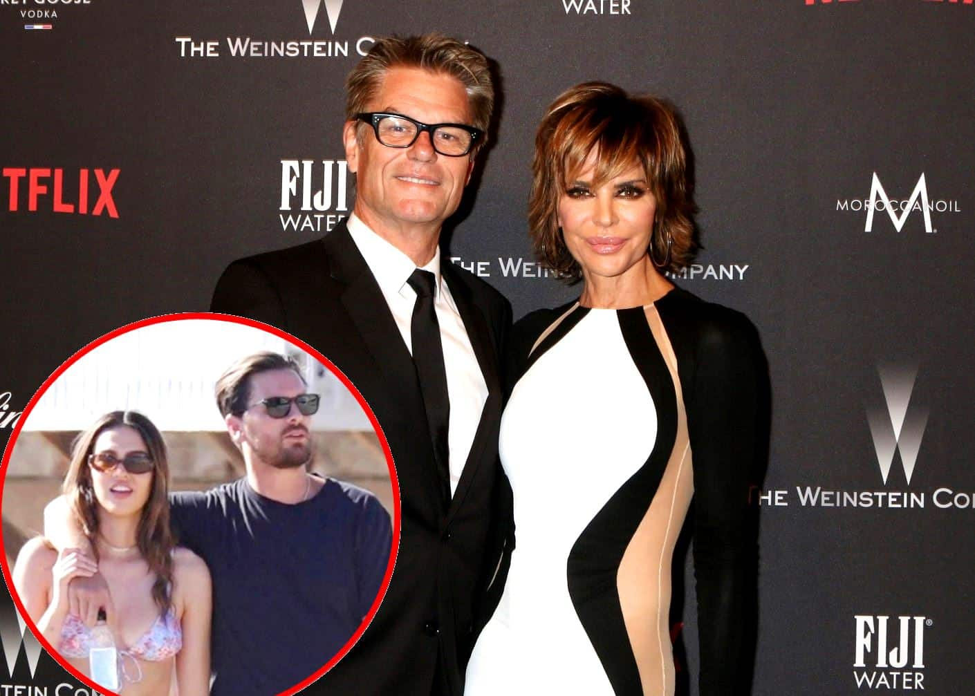 "Lisa Rinna and Harry Hamlin Not Fans of Amelia's Relationship With Scott Disick, RHOBH Stars Are ""Sad"" About Daughter's Split From Ex-Boyfriend Mercer Wiederhorn, Plus How Do Rinna's Costars Feel?"