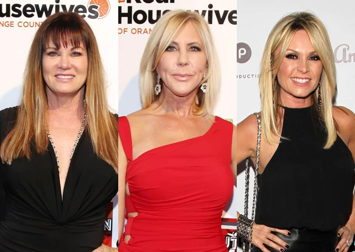 """RHOC Alum Jeana Keough Claims Vicki and Tamra Sold Her Out, Thinks They Should """"Apologize"""" to Bravo For How They Handled Departures and Predicts Tamra's Return"""