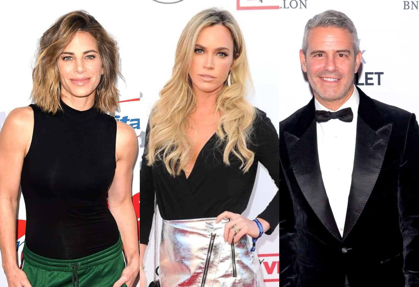 "Jillian Michaels Calls Out Teddi Mellencamp For All In Business By Telling RHOBH Alum To ""Stay In [Her] Lane"" And Suggests Andy Cohen Is Uneducated About The Keto Diet Before Accusing Him of Vanishing Amid Their Feud"
