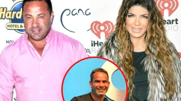 RHONJ's Joe Giudice and The Ex-Wife Of Teresa's New Man Are Both Speaking Out About The New Romance, Read Their Surprising Statements